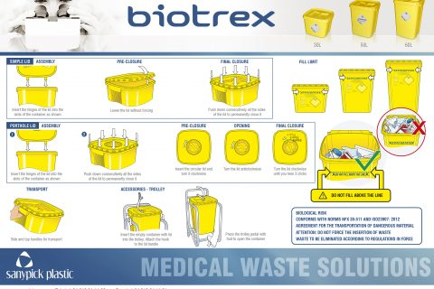 USER INSTRUCTIONS - BIOTREX